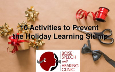 10 Activities To Prevent the Holiday Learning Slump