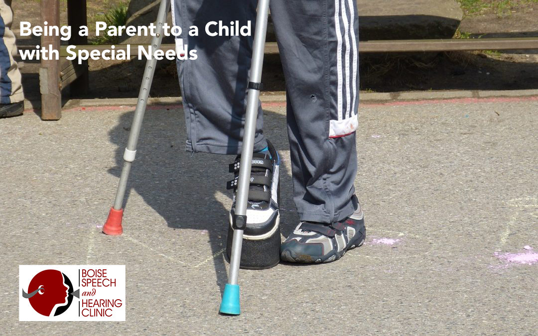 Being a Parent to a Child with Special Needs