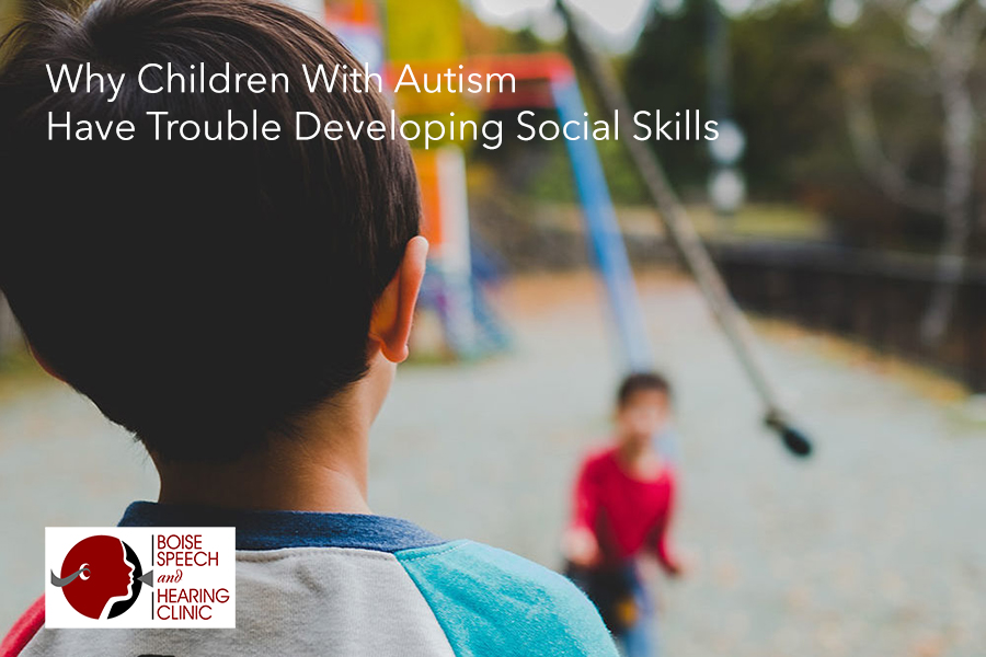 Why Children With Autism Have Trouble Developing Social Skills
