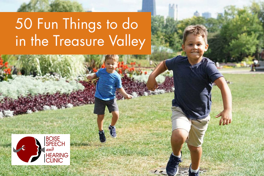 50 Fun Things to do in the Treasure Valley