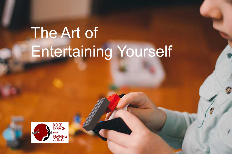The Art of Entertaining Yourself
