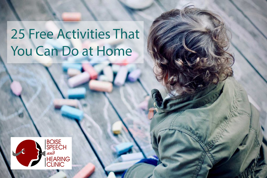 25 Free Activities That You Can Do at Home