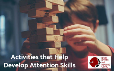 Activities that Help Develop Attention Skills