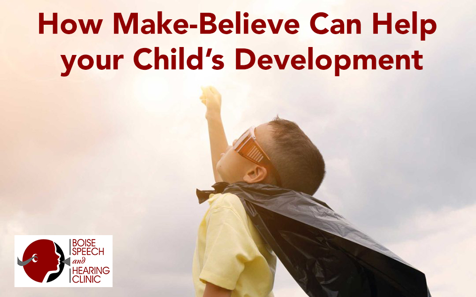 How Make-Believe Can Help your Child's Development