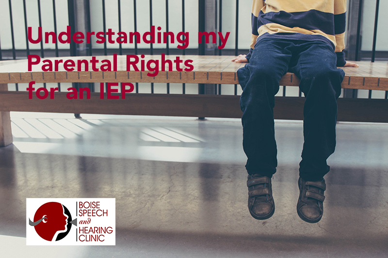 Understanding my Parental Rights for an IEP