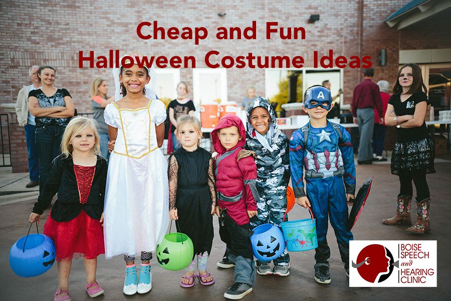 Cheap and Fun Halloween Costume Ideas