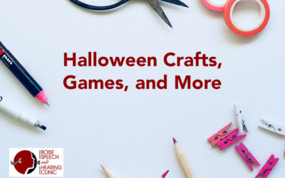 Halloween Crafts, Games, and More