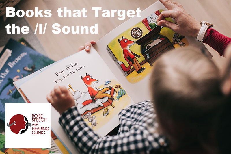 Books that Target the L Sound