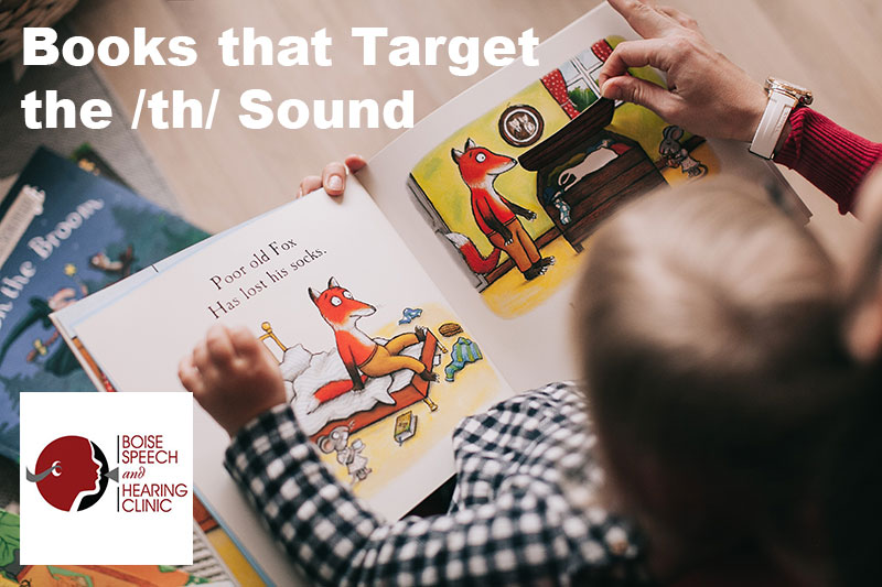 Books that Target the /th/ Sound