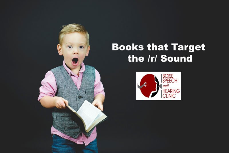 Books that Target the R Sound