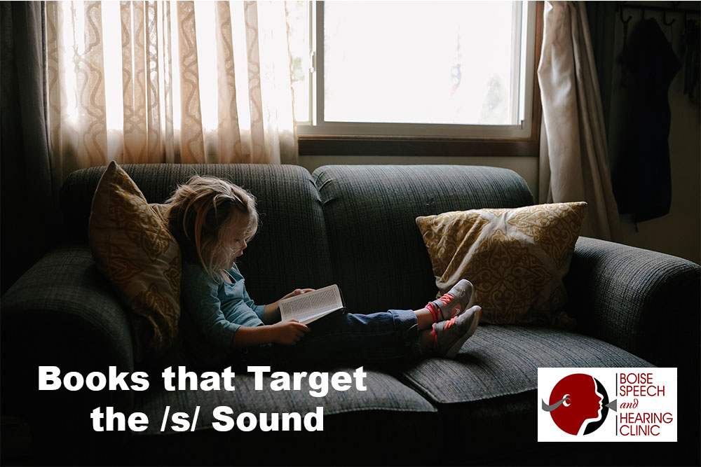 Books that Target the S Sound