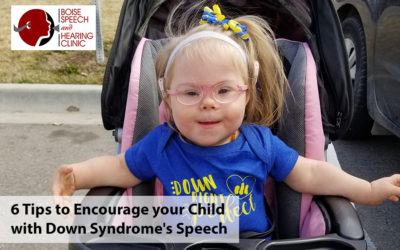 6 Tips to Encourage your Child with Down Syndrome's Speech