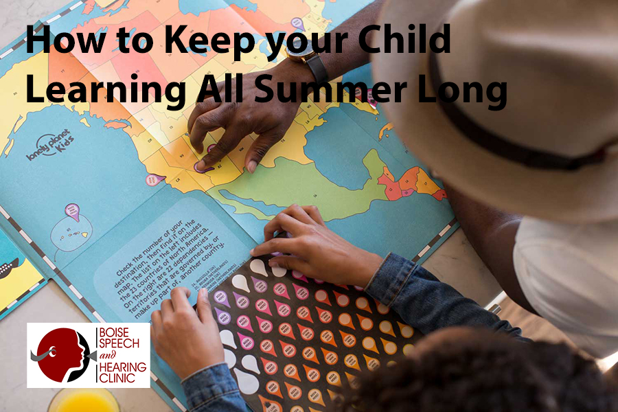 How to Keep your Child Learning All Summer Long